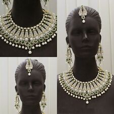 Indian Bridal jewellery Wedding Party  Fashion Necklace set