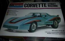 MONOGRAM CUSTOM CORVETTE 1/24 Model Car Mountain KIT OPEN 2259 1979