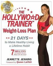 The Hollywood Trainer Weight-Loss Plan: 21 Days to Make Healthy Living-ExLibrary