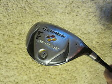 * TaylorMade Rescue Club 19 degree REAX 65 Aldila Flex S Graphite Shaft Hybrid