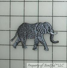 BonEful Boutique Embroidery Iron On Elephant Applique Alabama Child Crimson Tide