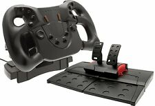 Official Sony PlayStation 4 Licensed Pace Racing Steering Wheel - VS2740