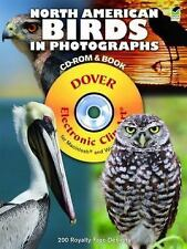 Dover Electronic Clip Art: North American Birds in Photographs CD-ROM and...