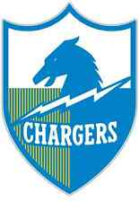 "San Diego Chargers NFL Football Car Bumper Locker Notebook Sticker Decal 3.5""X5"""