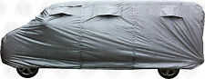 Deluxe Air-Vented Silver Van Cover VW Transporter T4 T5 T6 LWB Camper  C9064