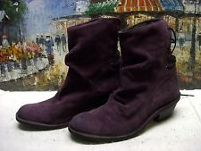 Fly London 'Roaf' Lace-Up Bootie - Size 40