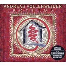 "ANDREAS VOLLENWEIDER ""KRYPTOS""  CD NEU"