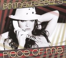 Britney Spears Piece Of Me Aust CD Single Very Rare 2007 From The Album Blackout