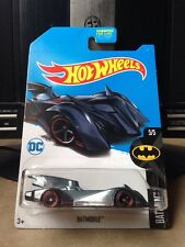 2017 Hot Wheels Super Treasure Hunt Batmobile Batman DC Comics'''