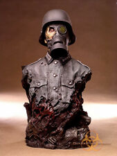 The Dead Reich Zombie Private Mustard Gas Bust Quarantine Studio Paquet SEALED