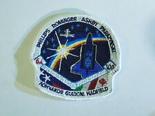 NASA Space Shuttle Mission STS-100 Endeavour Embroidered Iron On Patch