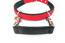 "9"" Padded Grab,Control,Restraint Handle For Dog Collars 25mm Brown Webbing"