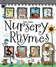 Nursery Rhymes By Toms, Kate | New (Children's Board Books) BOOK | 9781848794931