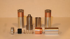 3 pack 12 x 30mm Copper 5.6mm Laser Diode Mount Blank Module & Diode Press Tool