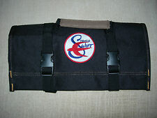 "SWIFT GC-1B Aircraft Logo/GLOBE SWIFT/TEMCO ""NEW ALL BLACK"" !!! Custom Tool Roll"
