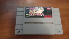 Magic Sword (Super Nintendo Entertainment SNES System, 1992) Tested