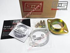 "GRIMMSPEED 3"" DOWNPIPE TO OEM CATBACK EXHAUST ADAPTER w/ GASKET FOR WRX STI"