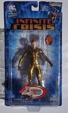 DC INFINITE CRISIS. ALEXANDER LUTHOR. SERIES 1 ACTION FIGURE. NEW ON CARD