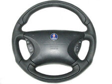 SAAB 9-3, 9-5 AERO VIGGEN HIRSCH TROLL Nappa leather! Performance Steering Wheel