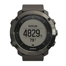 NEW Suunto Traverse GPS Graphite Quartz Watch - SS022226000