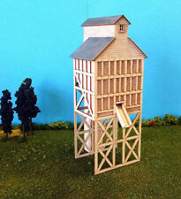 HO SCALE  Custom Laser Cut Coaling Tower Kit