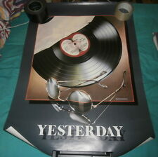 THE BEATLES - YESTERDAY Poster