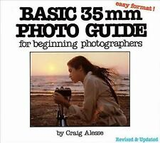 Basic 35mm Photo Guide : For Beginning Photographers by Craig Alesse PAPERBACK