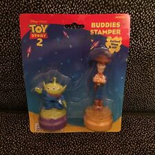 Toy Story 2 Woody & Alien Buddies Stamper #03270