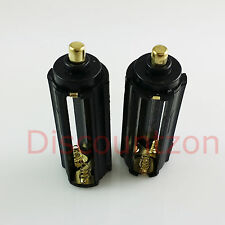 2 1.2V/1.5V AAA Battery Pack holder to 3.7V 18650 Battery adapter/Converter Tube