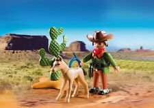 Playmobil Special Plus, Ref 5373, Cowboy Oeste Western Vaquero Pistolero NUEVO