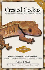 Crested Geckos: From the Experts at Advanced Vivarium Systems-ExLibrary