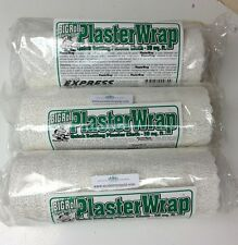 "Scenic Express  * 5 ROLLS * Plaster Cloth Roll 8"" x 15ft FREE PRIORITY SHIPPING!"