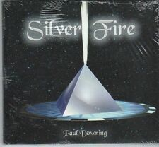(DX551) Silver Fire, Paul Downing - 2012 sealed CD