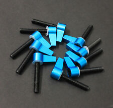 10x 35mm M6 Thumb Screw Knob for 15mm Railblock Rail Block Rod Clamp DSLR Rig V2