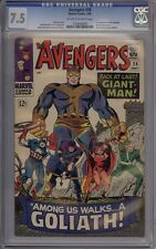 Avengers #28 - CGC Graded 7.5 - 1st Collector