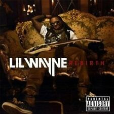 "LIL WAYNE ""REBIRTH"" CD HIP HOP NEU"