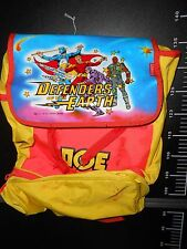 FLASH GORDON difensori terra Sacca Spalla Zaino Borsa Vintage Bag