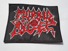 MORBID ANGEL DEATH METAL EMBROIDERED PATCH