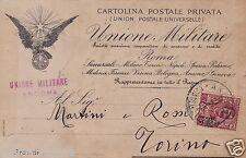 # ANCONA: UNIONE MILITARE - SOC. COOPERATIVA DI CONSUMO E DI CREDITO