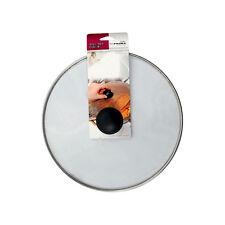 Metal  29CM MESH SPLATTER GUARD COVER  SCREEN  FRY GRILL FRYING PAN COVER LID NT