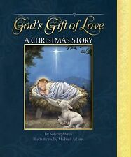 God's Gift of Love: A Christmas Story Hardcover ( VC766)