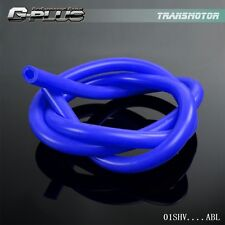 "6mm/1/4""ID  Full Silicone Fuel/Air Vacuum Hose/Line/Pipe/Tube 1 Meter 3.3ft BL"