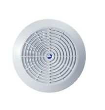 "Ceiling Air Vent Grille 150mm / 6"" Ducting Ventilation Pipe Cover Diffuser T66"