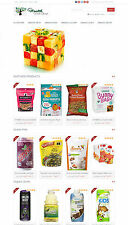 Organic Products Store - Amazon Affiliate Website