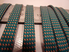 GREEN & ORANGE   BOOT LACES 140cm  X 3 PAIRS TRAINERS &  DR MARTEN BOOTS