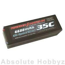 Thunder Power G6 Sport Race 6600mAh 3-Cell/3S 11.1V 35C Lipo Battery / Traxxas