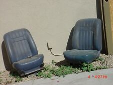 1975 - 1979 Early Bronco front seats original ford seat