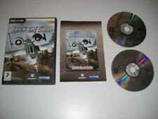 Lock On 1 GOLD Pc AIR COMBAT SIMULATION Inc FLAMING CLIFFS Add-On Expansion