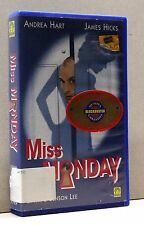 MISS MONDAY [vhs, medusa, Andrea Hart, James Hicks]