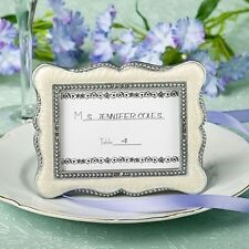 18 Victorian Design Frame Place Card Holders Wedding Favors